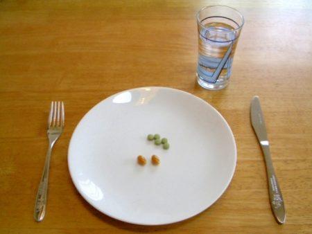 無理なダイエット